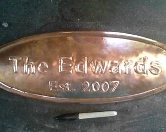 Copper 7th Wedding Aniversary Gift