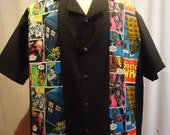 Doctor Who Shirt size 3X