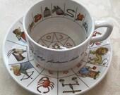 Taltos fortune telling teacup