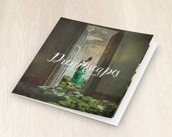 Art books, Whimsical art books, Fine art photography books, surreal photography books // selected photography by Diana Debord