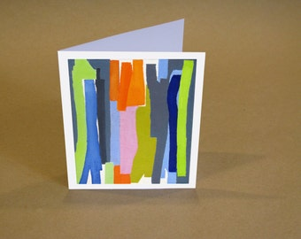 Note Card, All-Occasion Card, Birthday, Thank You, Thinking of You, Anything Card by Sandra Corey, FREE DOMESTIC SHIPPING