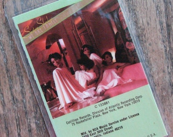 Sister Sledge Cassette Keychain-Tag