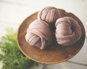 Newborn Stretch Knit Wrap - Newborn Knit Wrap - HICKORY - Stretch Wrap - Stretch Knit Wrap - Photo Prop