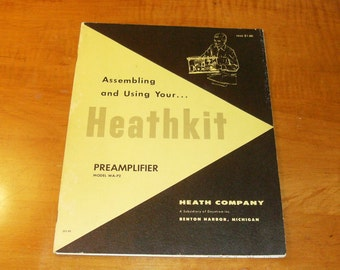 Heathkit Preamplifier Instruction Manual