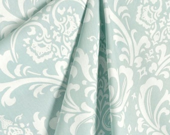 Light Blue Napkins Floral Powder Blue Cloth Napkin Set Wedding Table Centerpiece Linens Shower Reception Decor