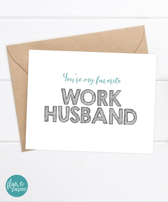 Funny Work Wife Meme : Funny coworker card birthday snarky