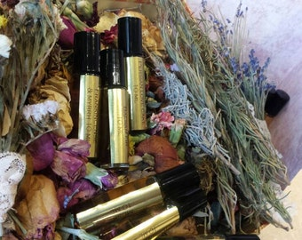 Orange Blossom / Neroli  Aromatherapy Botanical Perfume Oil. 10 ML