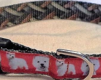 West Highland White Terrier Collar