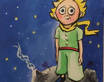 The Little Prince (2016) by Mark Redfield