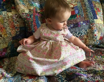 Liberty of London First Birthday dress