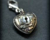 NEW! Sterling silver miniature charms