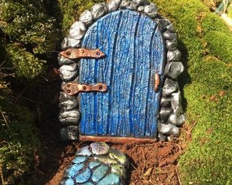 Fairy Door for fairy village on Etsy