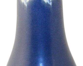 Rookwood Pottery 1915 Floral Vellum Blue Vase 1278E (Van Horne)