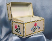 Sweet Vintage Recipe Box by Ohio Art Co. USA