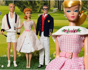 Country Club Barbie Fine Art Photograph