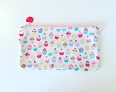 Knitting needle/ Clutch case