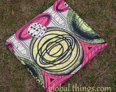 West African Wax Cotton Print Fabric - African Ankara Fabric - Crapshoot