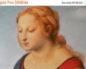 ON SALE ON Sale - Art Treasures of the Louvre - 100 Color Plates of Masterpieces - 1951 First Edition - Excellent Condition- Rene Huyghe
