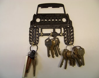 Classic Ford Bronco Key Rack / Jewelry Organizer for all your  key chains  for Ford Bronco lovers
