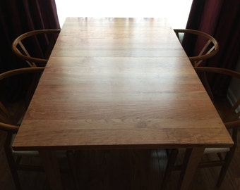 Solid Cherry Extension Table