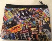 The Beatles Zipper Wallet