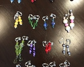 Clip Earrings from Belize (2)