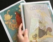 Chapter 4 - Above the Clouds // all ages fantasy comic book // graphic novel