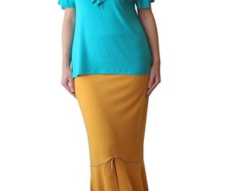 SALE Maxi Skirt