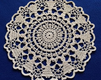 Angels Hand Crochet Doily - **NEW**