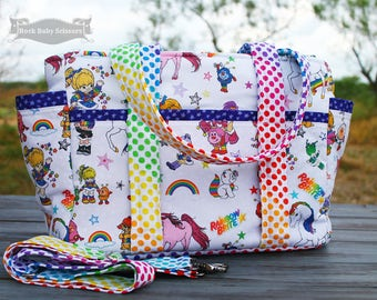 Design Your Own Spoonflower Ultimate Diaper Bag