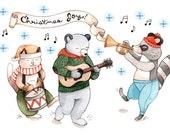 SALE 50% off: Christmas Joy Card Box Set