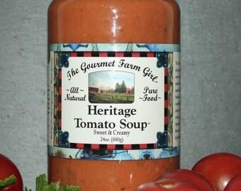 Heritage Tomato Soup