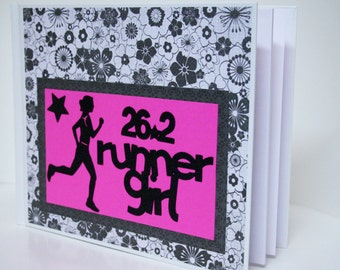Super Runner's Race Bib Book - Fits up to 28 Race Bibs