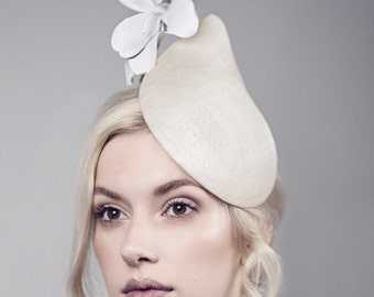 The Orcadia Perch Hat, Royal Ascot Ladies Day or Kentucky Derby Style