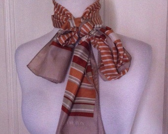 oroton scarf etsy