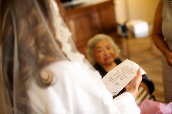 Grandmother Wedding Gift: Gift For Grandma Personalized Wedding Present Grandparents