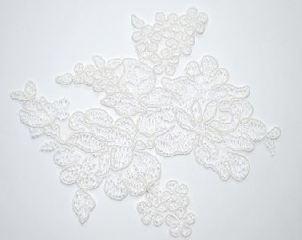 Lace Applique - Large