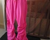 Hot pink rave pants