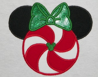 Minnie Christmas Shirt - Minnie Mouse MVMCP Shirt - Minnie Peppermint Candy Shirt - Matching Disney Shirts - Matching Family Shirts