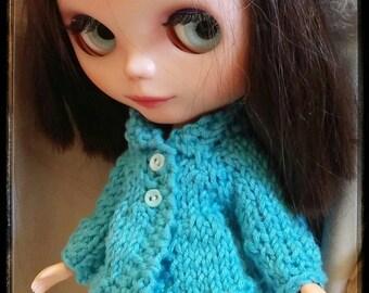Blythe Sweater Handknit