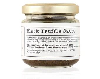 Black Truffle Sauce 2.82oz (80g)