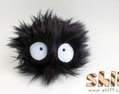 Little Soot Sprite Handmade Plush Toy