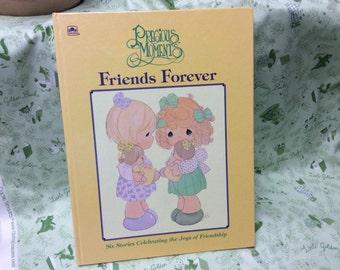 Precious Moments Friends Forever Book