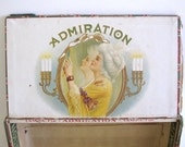 Admiration Cigar Box