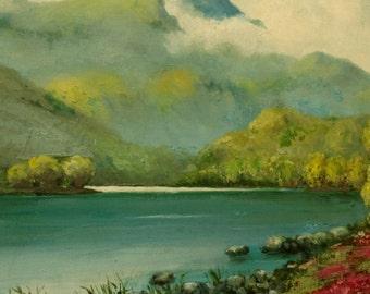 Landscape Painting Oil on Canvas
