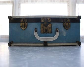Vintage Roller Skate Suitcase