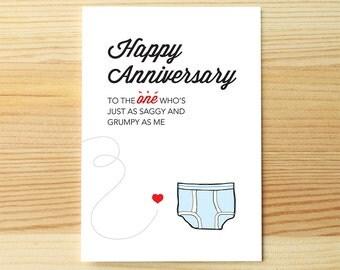 Anniversary Saggy Underwear