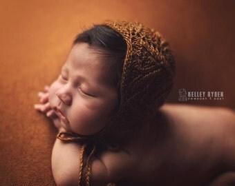 Sybil Newborn Bonnet