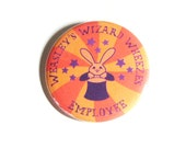 Geeky Pinback Buttons Weasley Wizard Brothers Nerdy Apparel Accessories