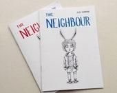 The Neighbour - self published comic manga